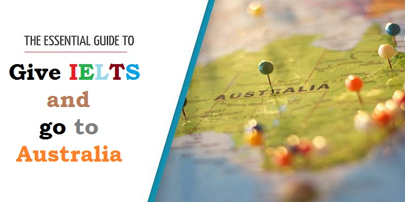 Give IELTS and go to Australia | IELTS Coaching in Delhi | Dwarka